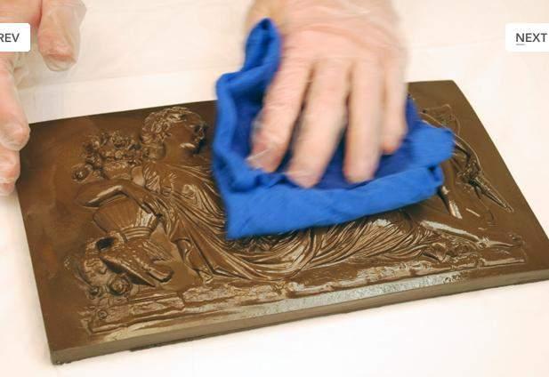 искусственный камень для изготовления статуэток сможет
